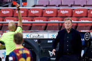 Kháng án không thành, HLV Barca nói các sếp La Liga 'có hiềm khích cá nhân'