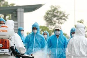 Chi tiết 7 ổ dịch COVID-19 tại Việt Nam