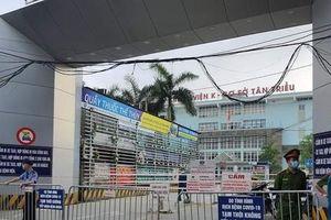 Nguy cơ lây dịch từ bệnh viện K rất cao, Bộ Y tế tăng cường rà soát người từng đến đây