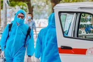 Tối 8/5 thêm 65 ca mắc COVID-19 trong cộng đồng, Hà Nội có 22 bệnh nhân