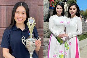 Con gái NSƯT Ngọc Huyền tốt nghiệp thủ khoa tại Mỹ