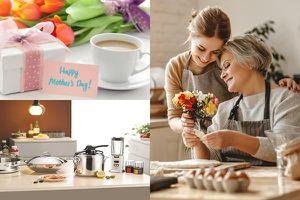 8 món quà ý nghĩa không thể thiếu trong Ngày của mẹ