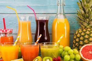 Nước ép trái cây đóng chai liệu có tốt như nhiều người nghĩ?