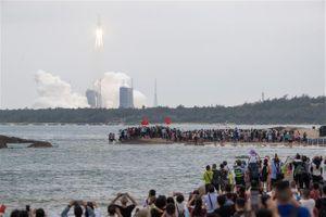 Mảnh vỡ tên lửa Trung Quốc sẽ rơi xuống đâu trên Trái Đất?