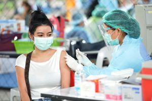 Thái Lan dự tính mua tổng cộng 200 triệu liều vaccine ngừa COVID-19