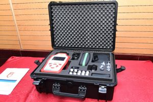 Bàn giao 4 máy quang phổ phát hiện hóa chất cho hải quan Việt Nam
