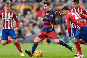 Barcelona - Atletico Madrid: Định thành bại ở Camp Nou