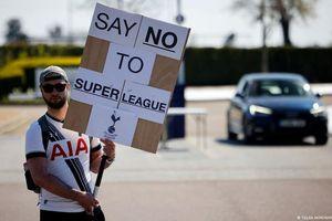 UEFA công bố án phạt đối với các câu lạc bộ sáng lập giải Super League