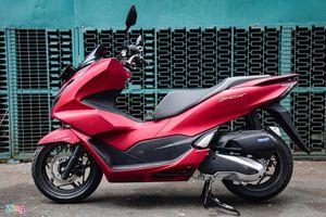 Ngắm Honda PCX 160 đầu tiên về Việt Nam