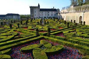 Đắm mình trong cảnh sắc 10 khu vườn đẹp nhất châu Âu