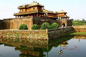 Kiến trúc đặc sắc của Ngọ Môn trước kinh thành Huế