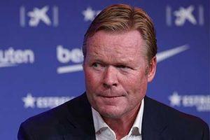 Koeman: 'Tôi không tin Barca lại có được vị trí như bây giờ'