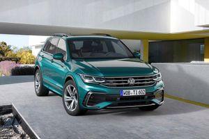 Volkswagen phải tạm ngừng sản xuất Tiguan