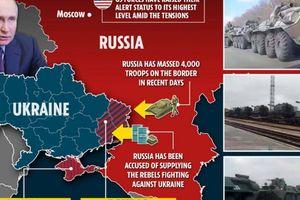 Báo Trung Quốc: Moscow sẽ xóa sổ Ukraine nếu phá hoại nhà máy hạt nhân Nga