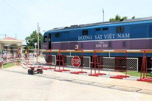 Dự án cải tạo 'điểm đen' tai nạn ga Hòa Trinh - Cà Ná vượt tiến độ 2 tháng