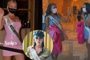 Đối thủ của Khánh Vân ở Miss Universe: Mặc đồ như đi chợ, bị tố chảnh chọe