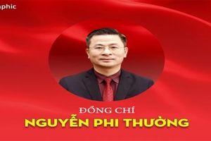 Ứng cử viên Đại biểu Quốc hội khóa XV Nguyễn Phi Thường