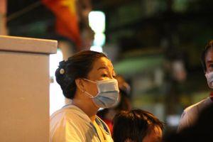 Người dân chưa hết rùng mình khi chứng kiến vụ cháy khiến 8 người tử vong