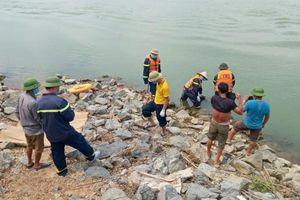 Thanh Hóa: Tìm thấy thi thể thanh niên đuối nước trên sông Mã