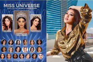 Khánh Vân được dự đoán đăng quang Miss Universe: Nàng 'Lọ lem Hoàn vũ' có trái tim ấm áp