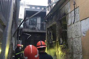 Vụ cháy làm 8 người chết ở TPHCM: Người duy nhất sống sót trong căn nhà bị cháy hiện ra sao?