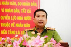 Chương trình hành động của Đại tá Nguyễn Sỹ Quang được cử tri đánh giá cao