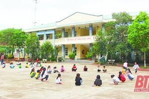 Huyện Quan Hóa tăng cường đầu tư cơ sở vật chất cho giáo dục