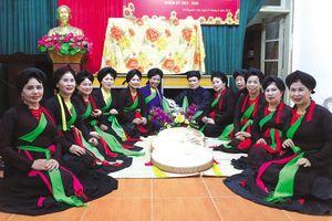 Bắc Ninh: CLB Quan họ thực hành khu phố Nguyễn Trãi gìn giữ vốn quý di sản