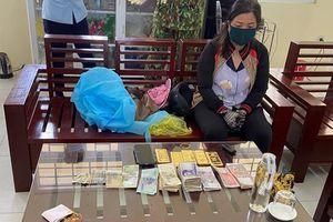 An Giang lại bắt thêm vụ buôn lậu vàng và ngoại tệ số lượng lớn