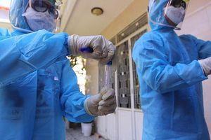 Thêm 65 ca nhiễm Covid-19 cộng đồng, dịch đã xuất hiện tại 21 địa phương