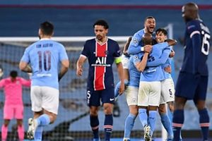 Lịch sử vẫy gọi Manchester City