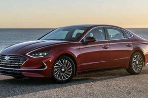 Hyundai Palisade và Sonata sẽ được nâng cấp vào năm 2022