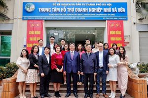 Triển khai gói hỗ trợ cho doanh nghiệp mới thành lập trên địa bàn Hà Nội