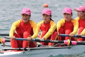 Rowing Việt Nam đã giành một suất tham dự Thế vận hội mùa hè tại Nhật Bản