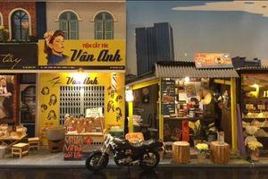 Mô hình hàng quán tí hon ở Sài Gòn, dành cho ai lập nghiệp mà chưa đủ vốn