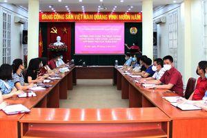 Công đoàn Xây dựng Việt Nam phát động hưởng ứng cuộc thi trực tuyến 'Công nhân, viên chức, lao động với ngày hội của toàn dân'