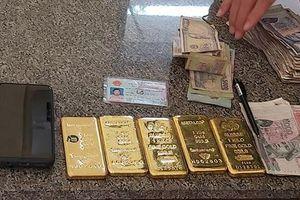 An Giang: Làm rõ vụ vận chuyển trái phép 5 kg kim loại vàng