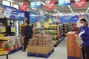 Trứng gà Hòa Phát 'đổ bộ' vào loạt siêu thị