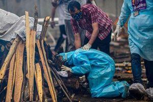 COVID-19: Lần đầu số người chết trong ngày tại Ấn Độ vượt mốc 4.000