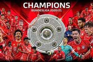 Bayern Munich vô địch Bundesliga