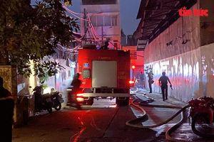 Nguyên nhân ban đầu của vụ cháy làm 8 người chết tại quận 11