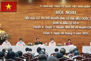 Thành phố Hồ Chí Minh lên phương án tổ chức bầu cử phù hợp diễn biến dịch Covid-19