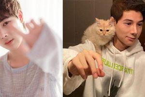 Hot boy Cao Bằng điển trai 'nghiền' làm từ thiện, yêu động vật