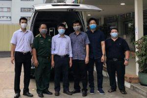 Hỗ trợ Kiên Giang hoàn chỉnh phương án bệnh viện dã chiến