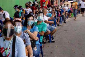 Lo ngại người nhập cảnh mắc COVID-19 không triệu chứng, Philippines tăng biện pháp kiểm soát