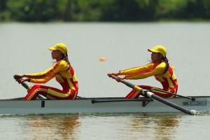 Tiến tới Olympic Tokyo Rowing Việt Nam giành suất thứ 7 dự Olympic Tokyo