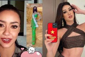 Hoa hậu Khánh Vân chọn đồ khoe triệt để đường cong, đối thủ cũng phải khen ngợi hết lời
