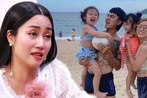 Động viên vợ cũ Hoài Lâm vào thời điểm nhạy cảm, Ốc Thanh Vân khiến netizen tranh cãi lớn