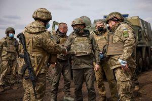 Ukraine đề nghị Mỹ kéo dài chương trình huấn luyện quân đội