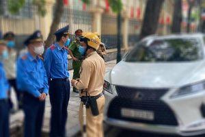 Lái xe Lexus thách thức tổ công tác tường trình gì với cơ quan Công an?